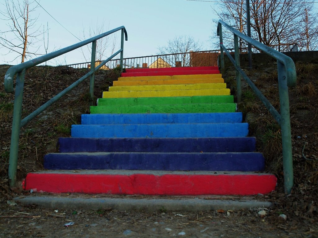 Steps on the Isar Side
