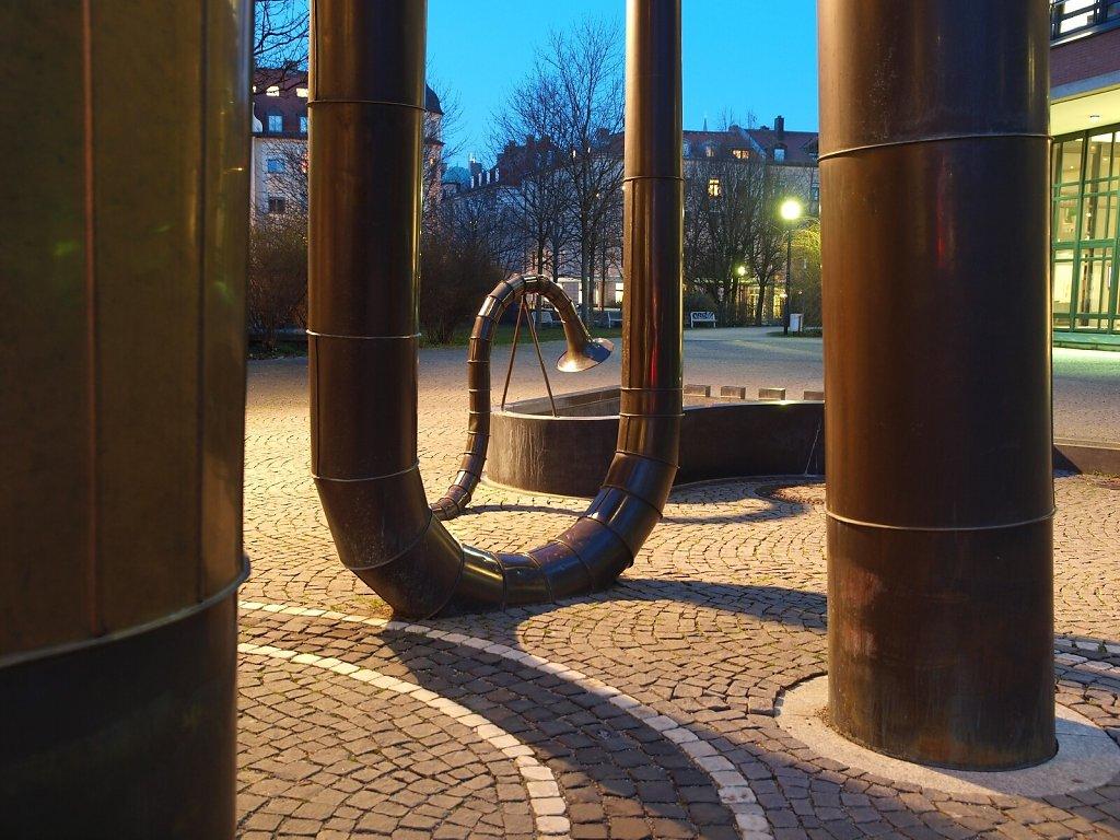 Erich Schulze Fountain